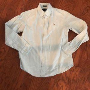 Ralph Lauren Classic Fit Button Up
